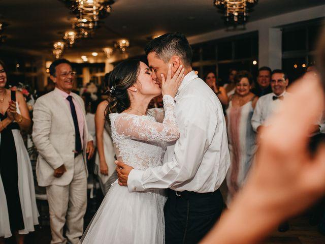 El matrimonio de Andres y Paula en Piedecuesta, Santander 32