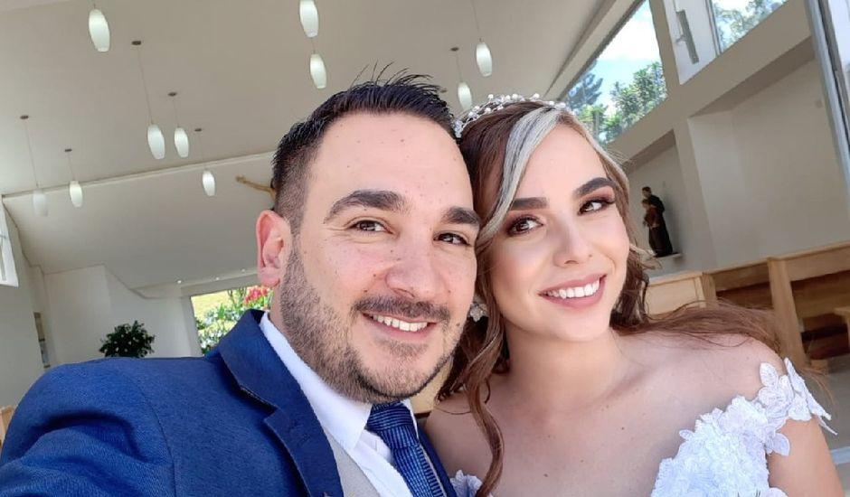 El matrimonio de Sebastián y Manuela en Copacabana, Antioquia