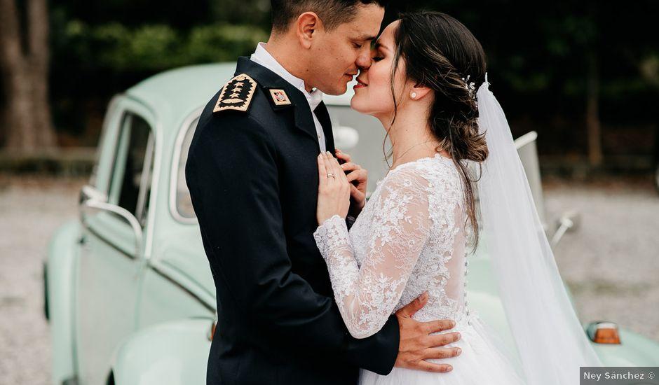 El matrimonio de Andres y Paula en Piedecuesta, Santander