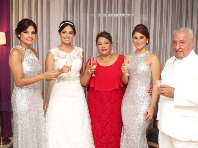 El matrimonio de Jhon Felipe y Adriana en Cartagena, Bolívar 16