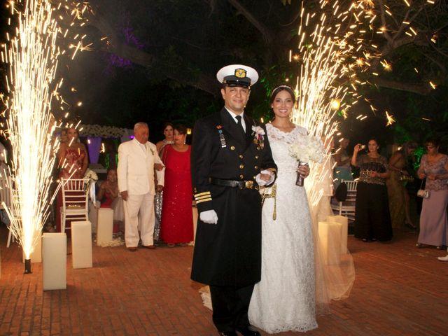 El matrimonio de Jhon Felipe y Adriana en Cartagena, Bolívar 25