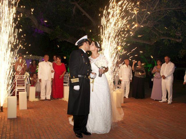 El matrimonio de Jhon Felipe y Adriana en Cartagena, Bolívar 26