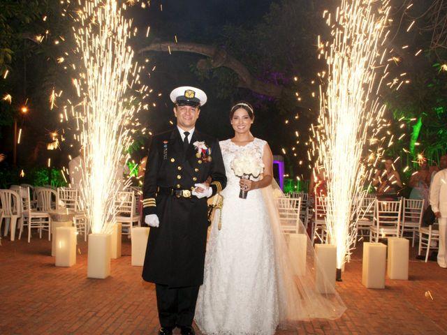 El matrimonio de Jhon Felipe y Adriana en Cartagena, Bolívar 27