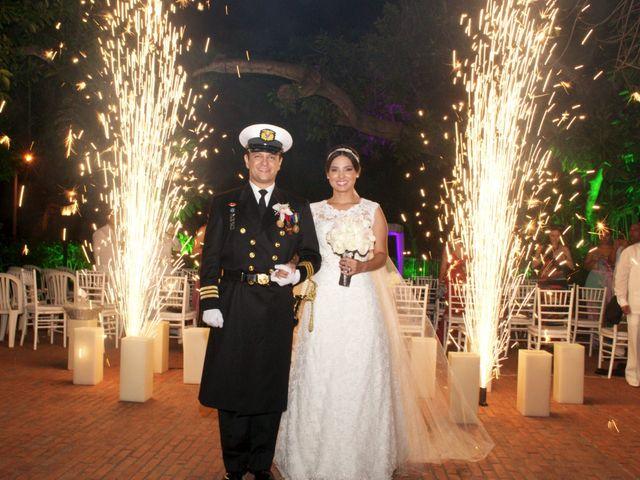 El matrimonio de Jhon Felipe y Adriana en Cartagena, Bolívar 28