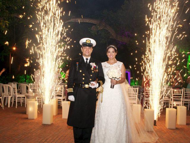 El matrimonio de Jhon Felipe y Adriana en Cartagena, Bolívar 29