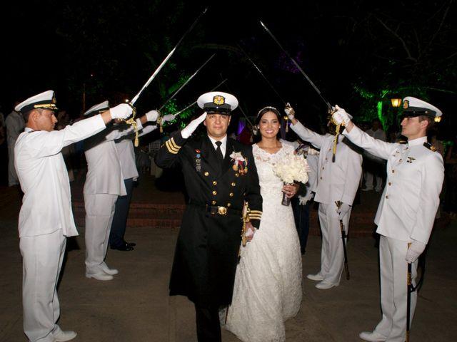 El matrimonio de Jhon Felipe y Adriana en Cartagena, Bolívar 30
