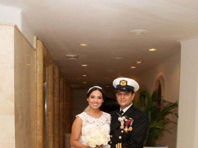 El matrimonio de Jhon Felipe y Adriana en Cartagena, Bolívar 31