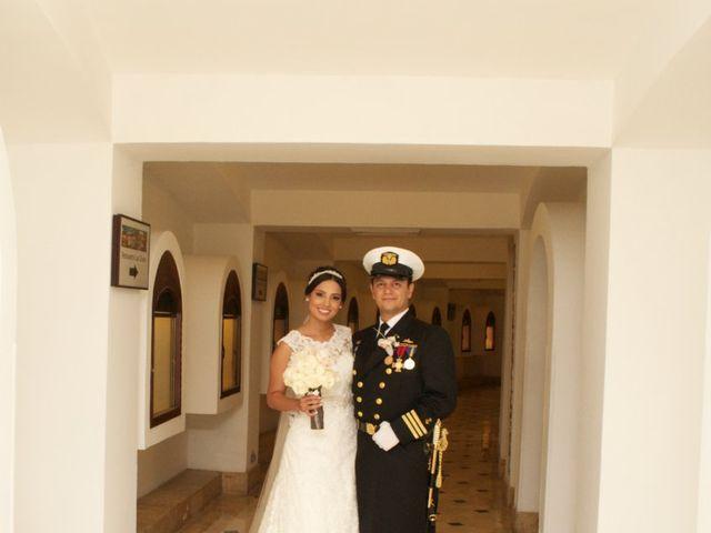 El matrimonio de Jhon Felipe y Adriana en Cartagena, Bolívar 32