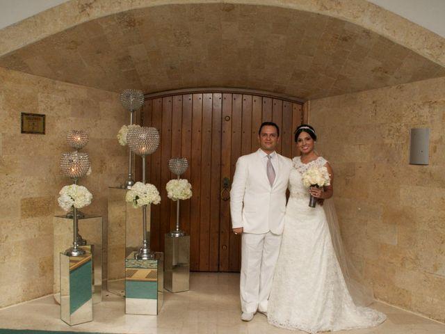 El matrimonio de Jhon Felipe y Adriana en Cartagena, Bolívar 36