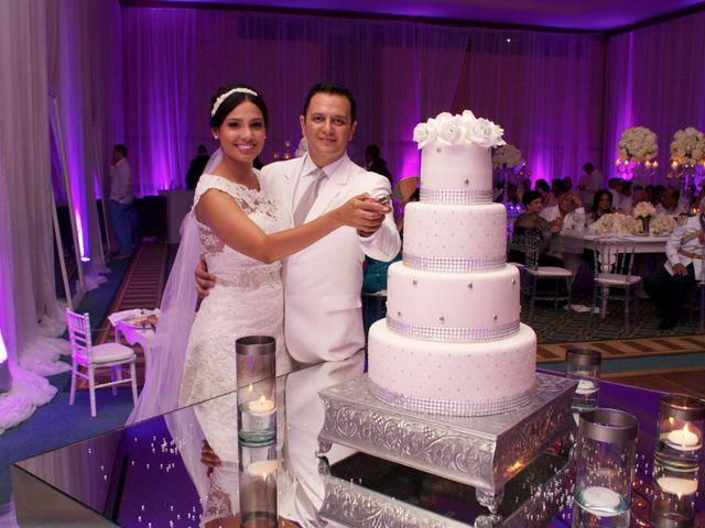 El matrimonio de Adriana y Jhon Felipe