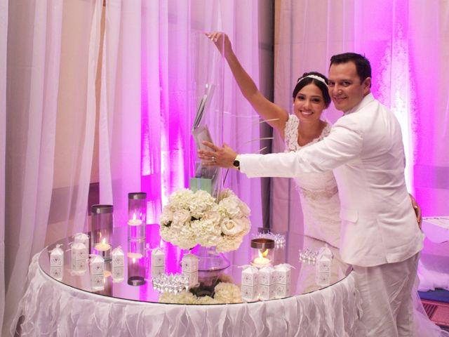 El matrimonio de Jhon Felipe y Adriana en Cartagena, Bolívar 42