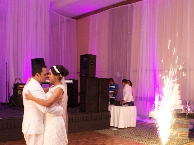 El matrimonio de Jhon Felipe y Adriana en Cartagena, Bolívar 44