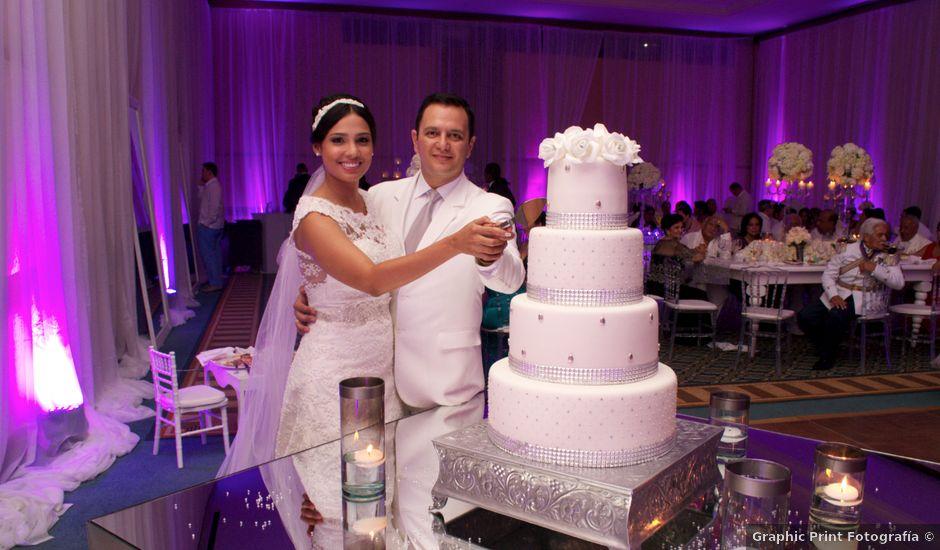 El matrimonio de Jhon Felipe y Adriana en Cartagena, Bolívar