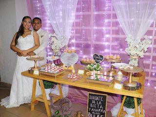 El matrimonio de Maryoris y Alfredo