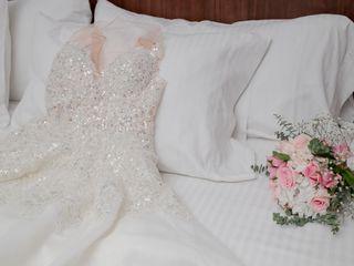 El matrimonio de Carlos y Andreina 1