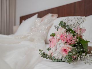 El matrimonio de Carlos y Andreina 2