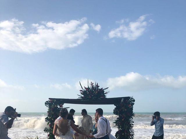 El matrimonio de Alejandro y Angelica en Dibulla, La Guajira 3