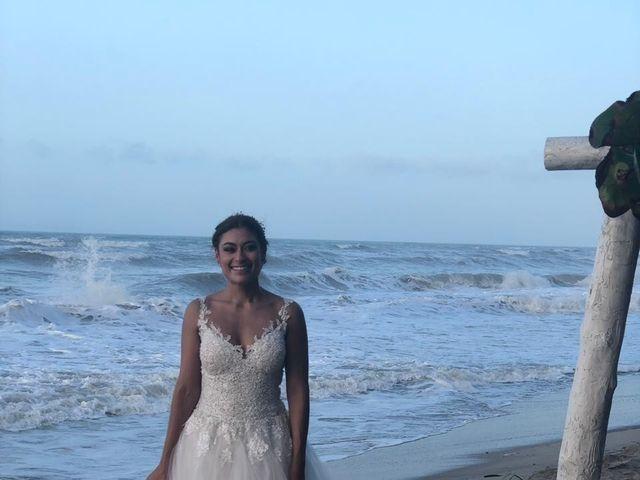 El matrimonio de Alejandro y Angelica en Dibulla, La Guajira 4