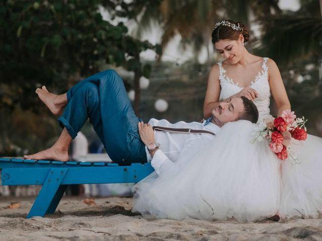El matrimonio de Angelica y Alejandro