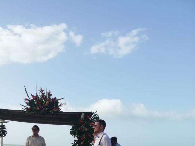 El matrimonio de Alejandro y Angelica en Dibulla, La Guajira 5