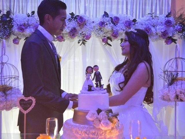 El matrimonio de Yenifer  y Daniel