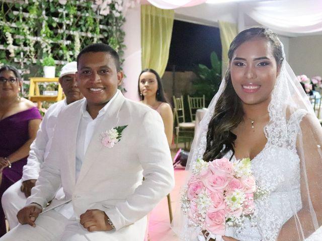 El matrimonio de Alfredo y Maryoris en Cartagena, Bolívar 5