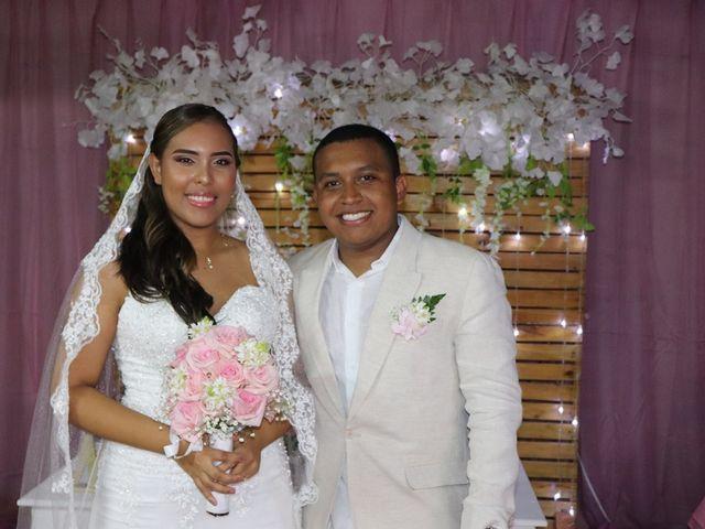 El matrimonio de Alfredo y Maryoris en Cartagena, Bolívar 6