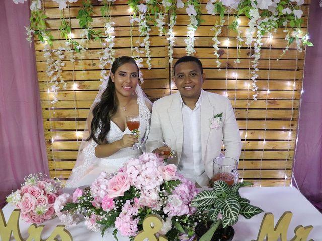 El matrimonio de Alfredo y Maryoris en Cartagena, Bolívar 7