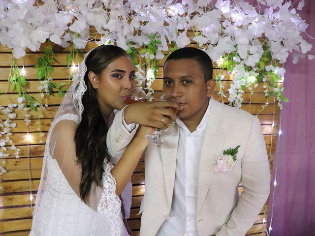El matrimonio de Alfredo y Maryoris en Cartagena, Bolívar 8