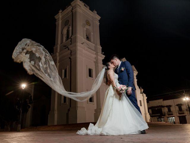 El matrimonio de Carlos y Andreina