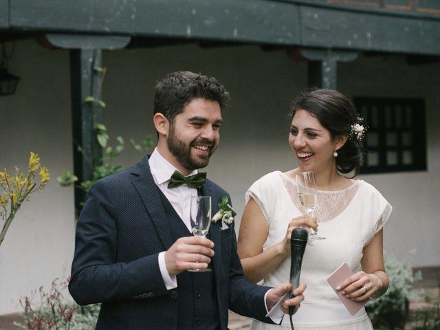 El matrimonio de Macarena y Andrea