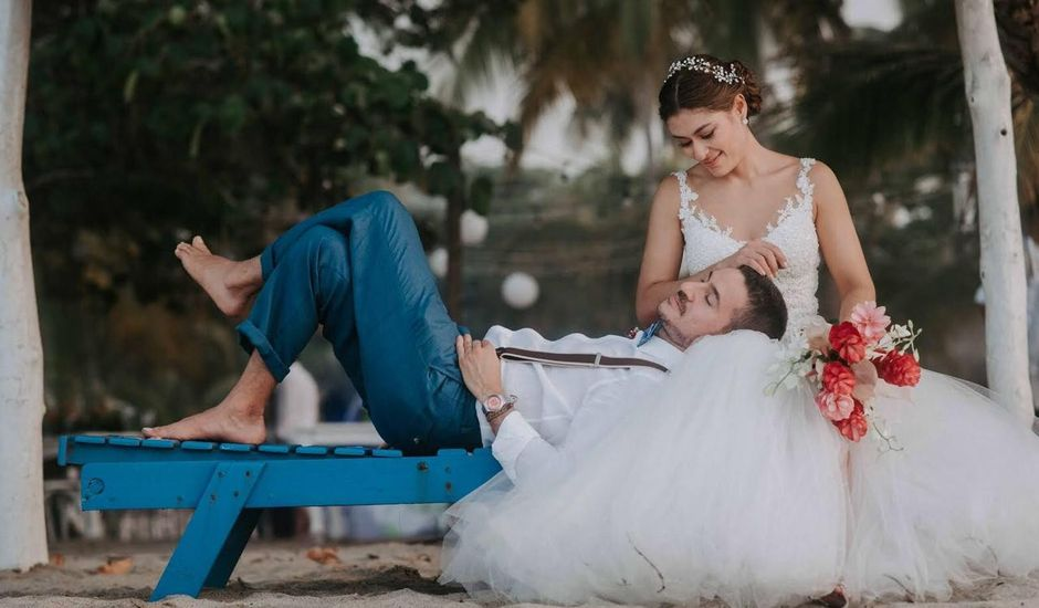 El matrimonio de Alejandro y Angelica en Dibulla, La Guajira