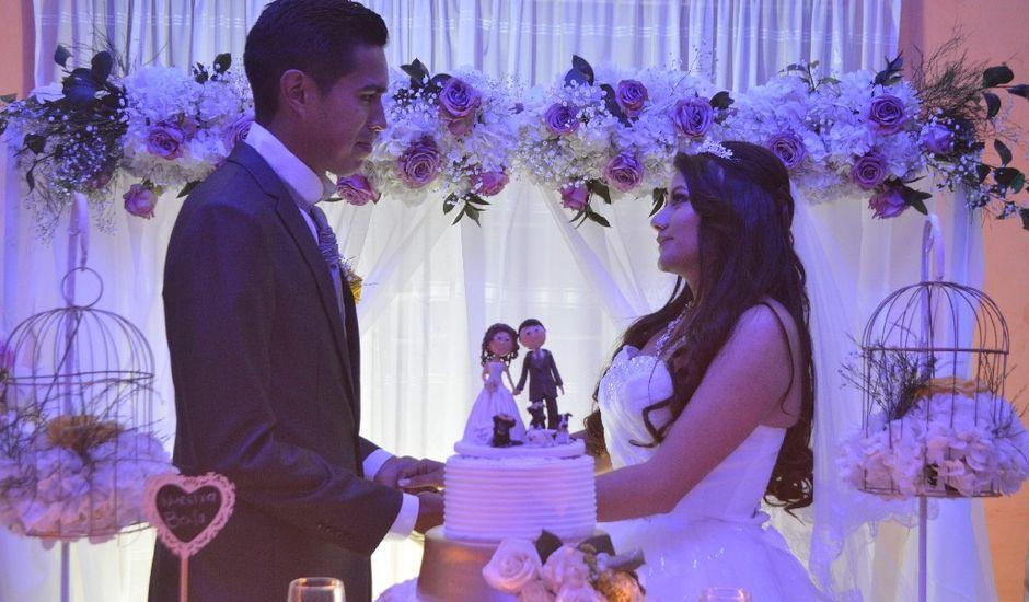El matrimonio de Daniel  y Yenifer  en Bogotá, Bogotá DC