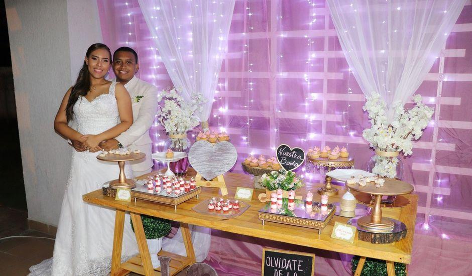 El matrimonio de Alfredo y Maryoris en Cartagena, Bolívar
