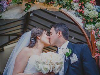 El matrimonio de Nataly y Diego 3