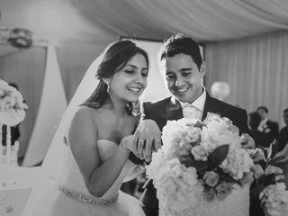 El matrimonio de Nataly y Diego