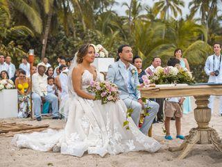 El matrimonio de Laura y Roberto