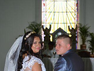 El matrimonio de Nancy y Mauricio 1