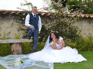 El matrimonio de Nancy y Mauricio