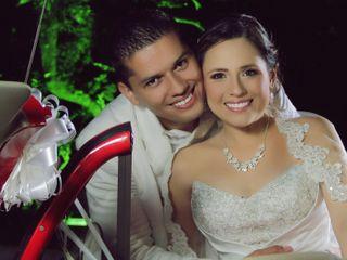 El matrimonio de Margarita y Andres