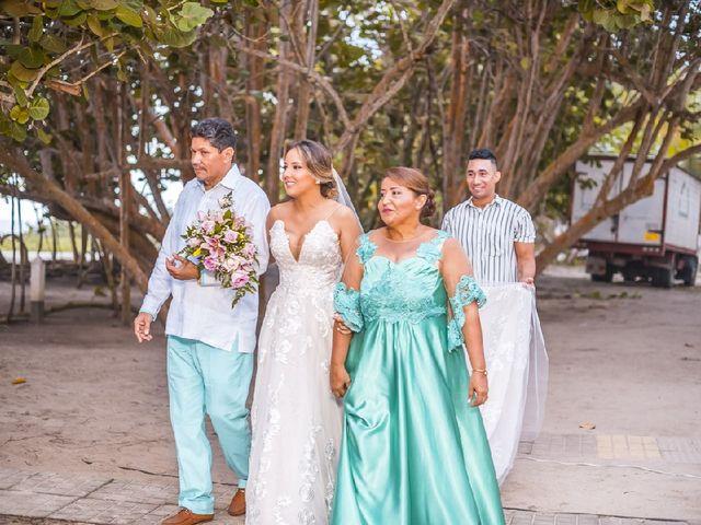 El matrimonio de Roberto y Laura en Riohacha, La Guajira 13
