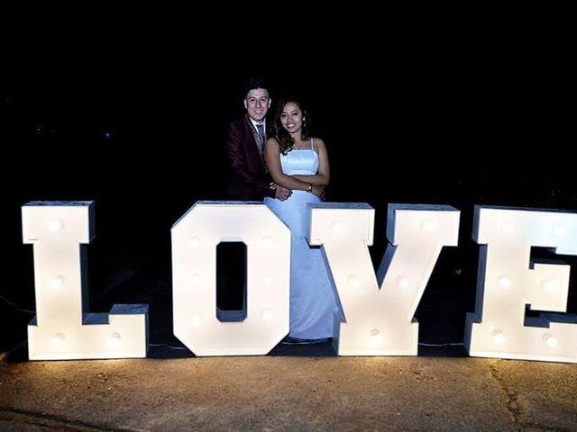El matrimonio de Johana  y Ricardo