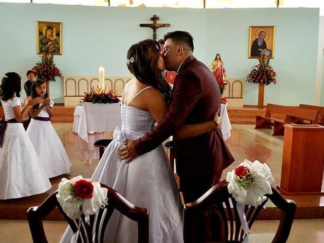 El matrimonio de Ricardo  y Johana  en Bogotá, Bogotá DC 6