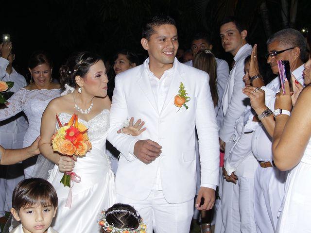 El matrimonio de Andres y Margarita en Ibagué, Tolima 22