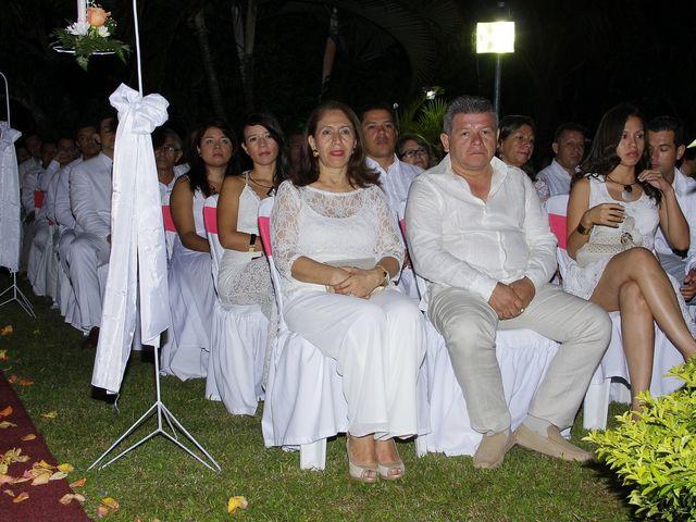 El matrimonio de Andres y Margarita en Ibagué, Tolima 26