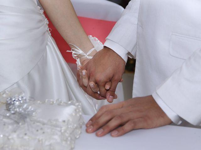 El matrimonio de Andres y Margarita en Ibagué, Tolima 35