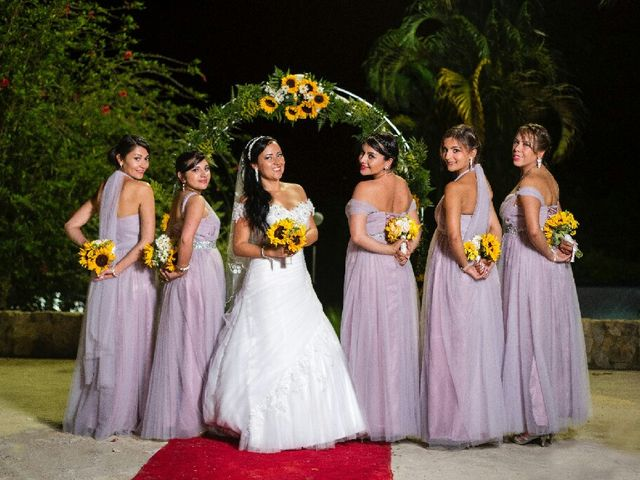 El matrimonio de Cristian y Carolina en La Vega, Cundinamarca 3