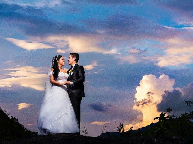 El matrimonio de Cristian y Carolina en La Vega, Cundinamarca 2