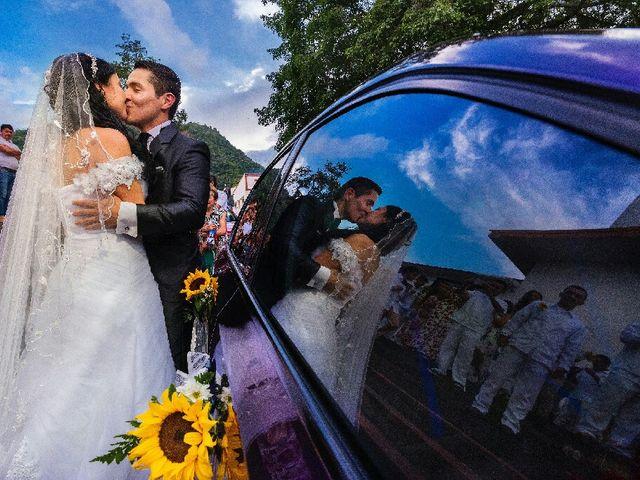 El matrimonio de Cristian y Carolina en La Vega, Cundinamarca 8