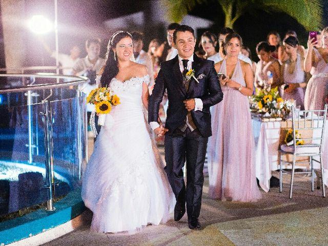 El matrimonio de Cristian y Carolina en La Vega, Cundinamarca 10